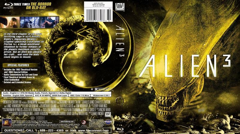 FILM DE LA SEMAINE Alien_3_-_Custom_Blu-ray_Cover