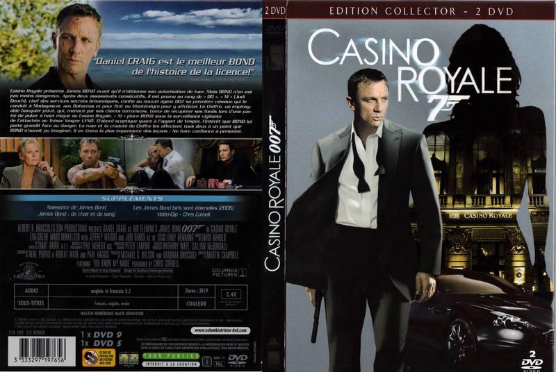 Location casino royale james bond