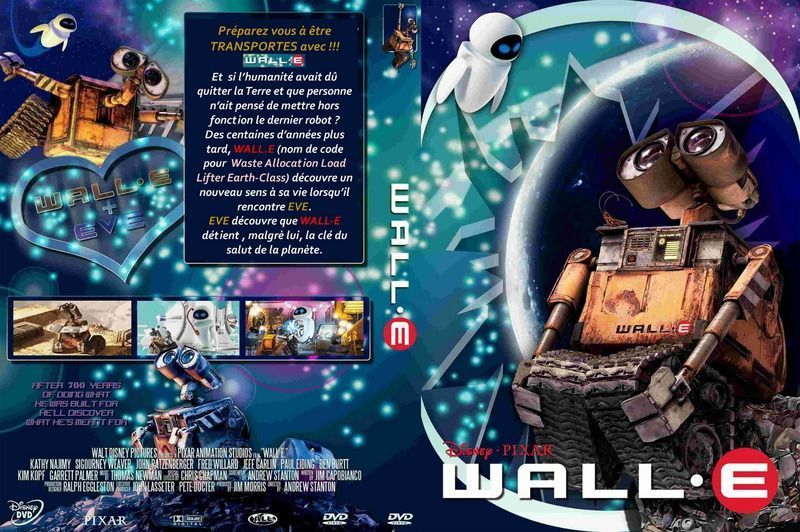 wall e rencontre eve