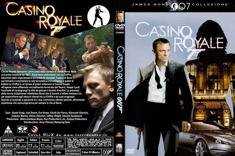 James bond casino royal streaming gratuit carrera evolution slot car track